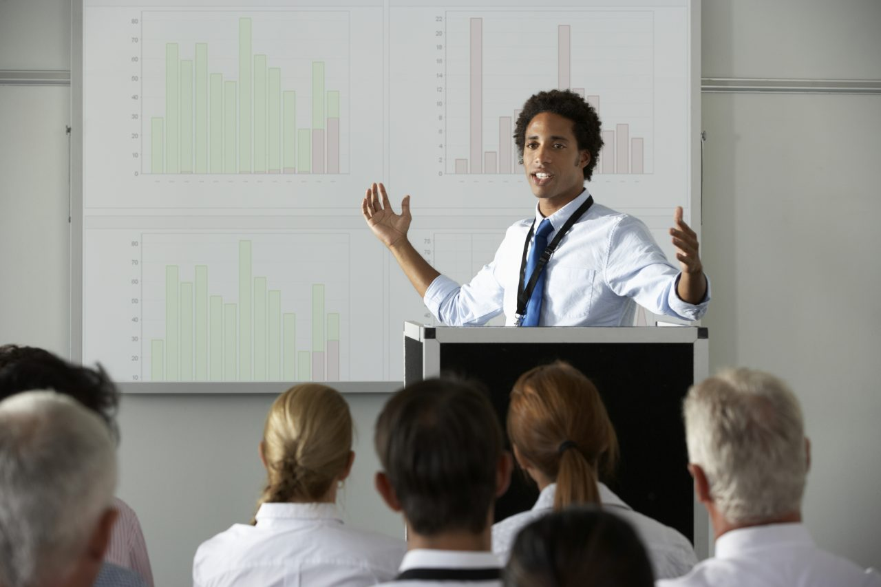 Presentations & public speaking — 2-day small group course