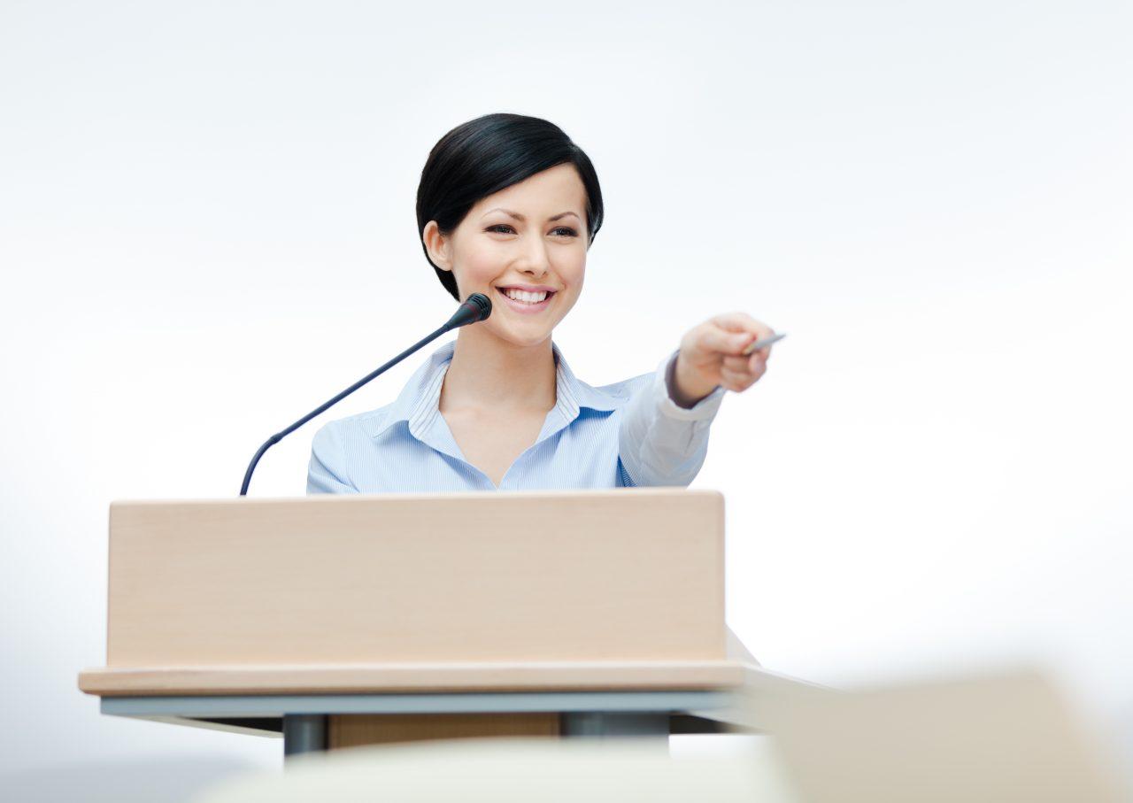 Individual speaker training