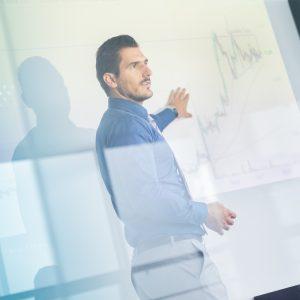 Executive presentation trainer & coach