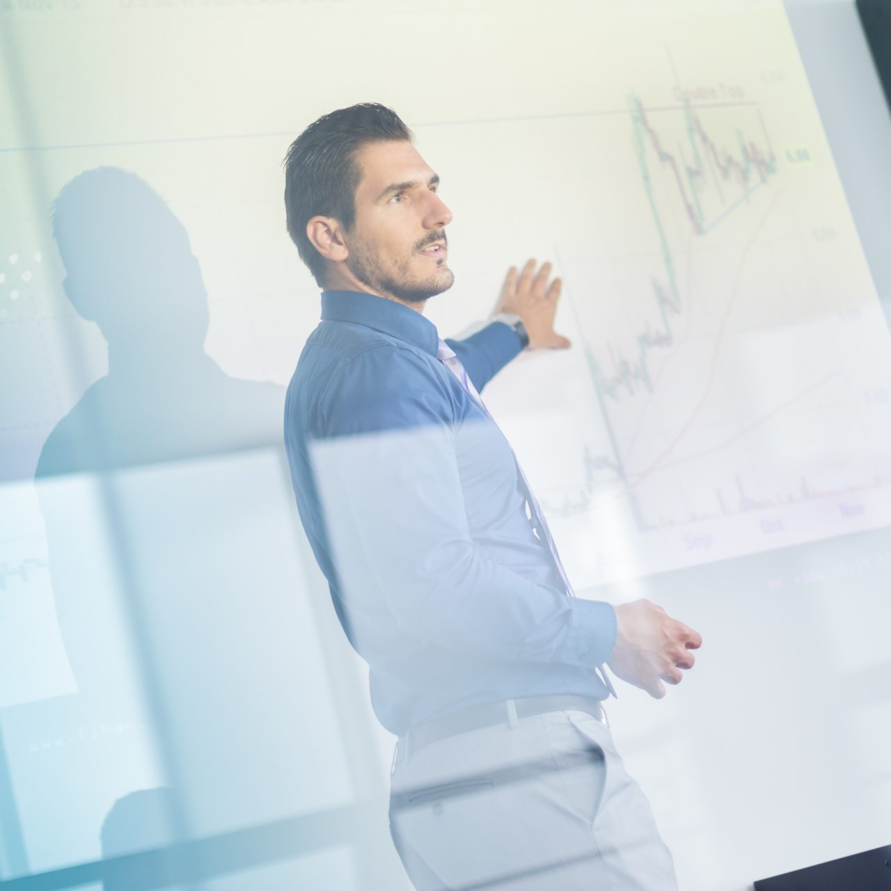 Executive presenter training & coaching