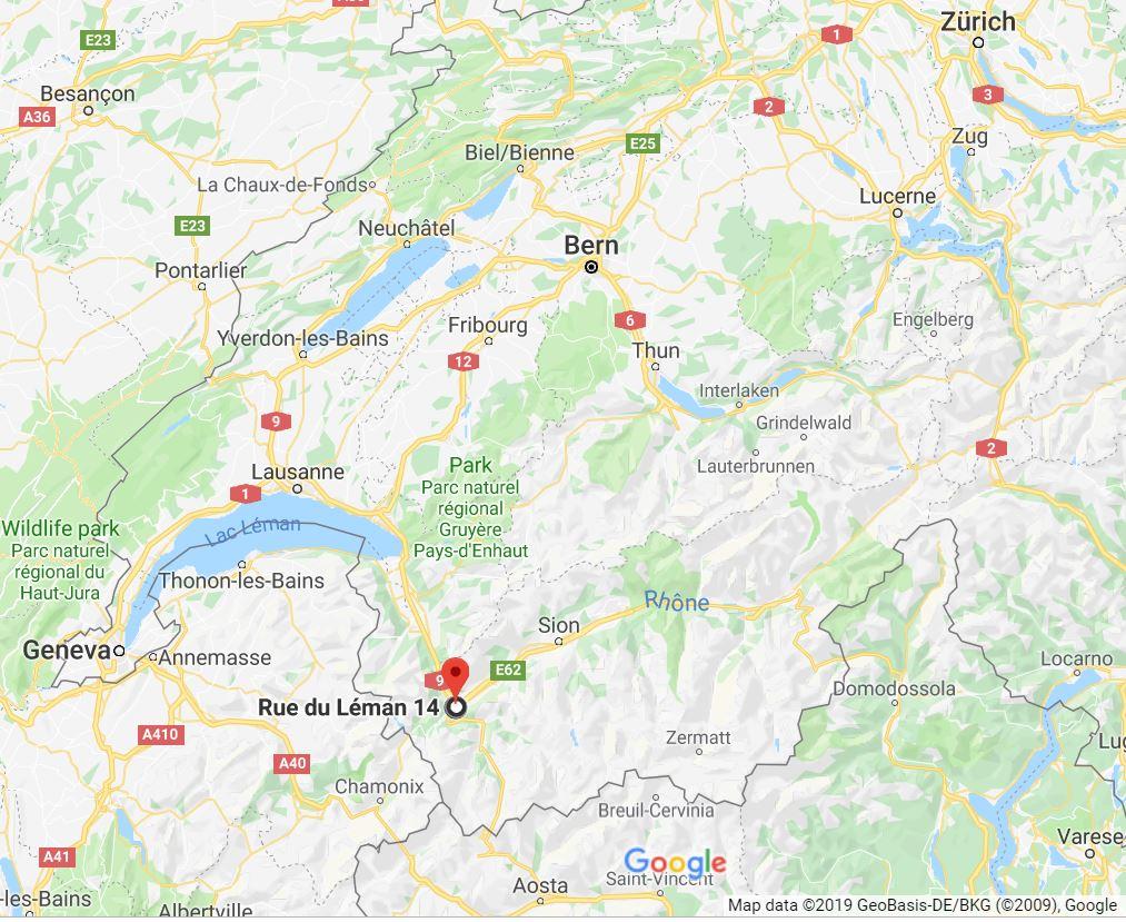 Cross-cultural training in Switzerland