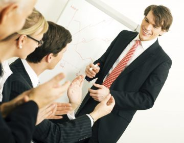 1-day Presentations & Public Speaking Training for Business