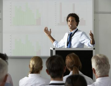 Presentations & public speaking -- 2-day small group course