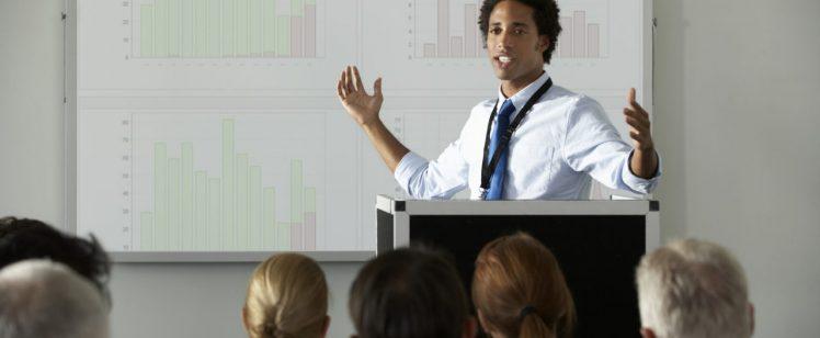 2-day presenter skills course